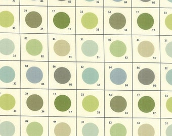 SALE Erin Michaels Purebred Painters Palette 26095 15 in Pasture green 1 yard