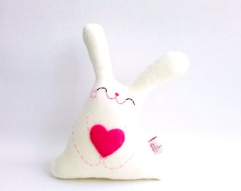 Bunny Rabbit Toy, Stuffed Bunny, Rabbit plush, Plush Bunny, Easter Rabbit, Kids Stuffed Toy, Nursery Plush toy