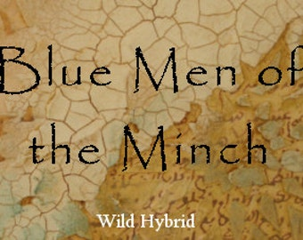 Blue Men of the Minch Perfume Oil - 5ml Bitter citrus peel, calla lily, amber, blue spun sugar, seawater