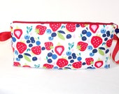 Berry Season Anna Clutch