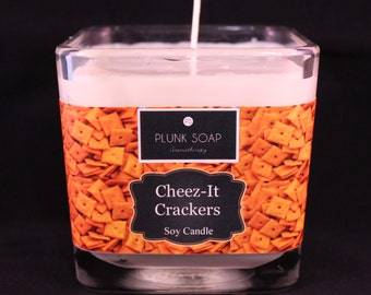 CHEEZ-IT  Scented Soy Candle 26 oz