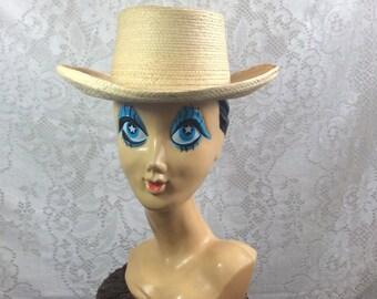 Vintage Palm Hat