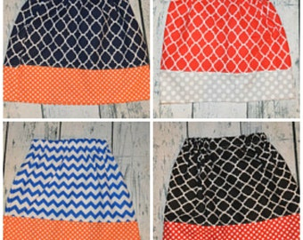 Clearance Girls Skirts assorted colors and sizes Ready to Ship