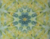 Star Sapphire - Crystals Hand Dyed Fabric
