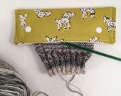 Sock Knitter's dpn Wallet LAMBS
