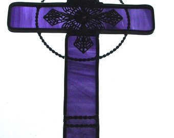 Pure Purple Cross