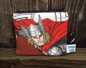 Marvel Thor Mini Wallet with ID Holder Recycled