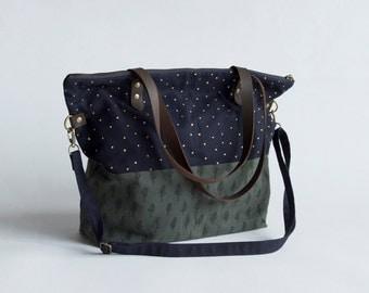 Journey Bag - Trees & Stars