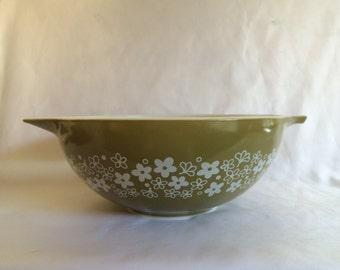 Pyrex Spring Blossom 4 Quart Cinderella Bowl