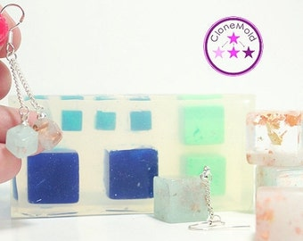 25% SALE 6, 12 and 15 mm Multi-Cube Mold