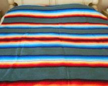 Mexican Southwestern Blanket