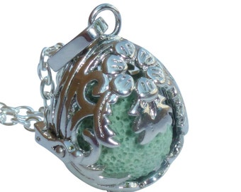 YOur perSOnal STYlish Essential oil necklace diffuser Steampunk dragon egg d2 0