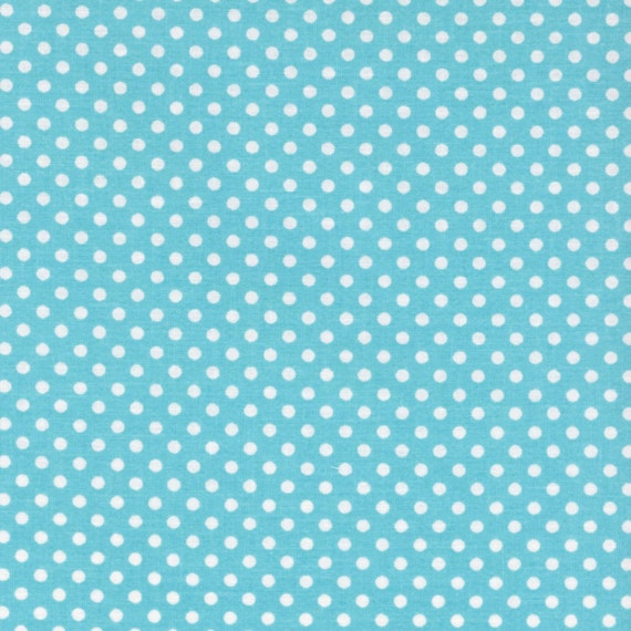 Sale polka dot fabric nursery pastel pink small dots for Pastel galaxy fabric