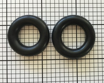 Bobbin Winder Wheels Rubber Rings for Sewing Machines