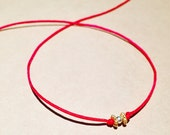 NEW - Vermeil and Sterling Silver Candy of My Life Bracelet
