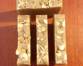 Goat Milk Almond Soap