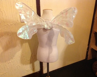 Realistic Unique Dragonfly Fairy Wings, Beautiful, Iridescent, life-like