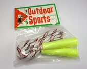Outdoor Sports Jump Rope, Unbreakable Polyethylene, NOS, Original Package