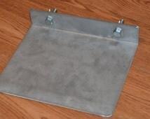 "8"" Metal Cooling Chinchilla Ledge Shelf Galvanized Steel Pet Cage Furniture"