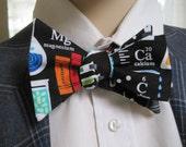 Weird Science Bow Tie