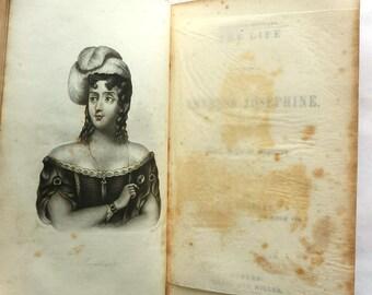 Empress Josephine 1851