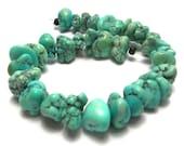 Vintage Turquoise Nuggets - Gemstones