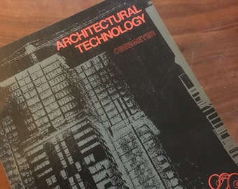Architectural Technology. By Obermeyer. 1976.