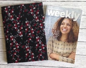 """Weight Watchers 2016 """"Beyond the Scale"""" Weekly Handouts Holder / Holds 26+ ~ Custom Designed Cover"""