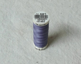 Purple Gutermann Sew-All Polyester Sewing Thread