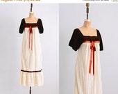 45% OFF SALE.... vintage 1970s dress • maxi dress • lace 70s dress • 70s boho dress
