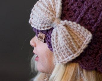 Crochet PATTERN Logan Scalloped Beanie Crochet Hat Pattern Includes Newborn to Ladies Sizes