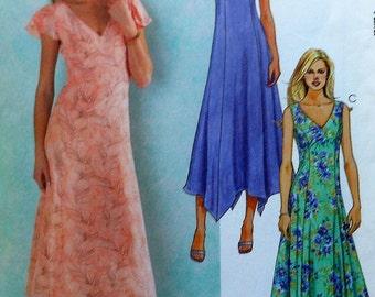 Dress Sewing Pattern UNCUT McCalls 4016 Sizes 10-16