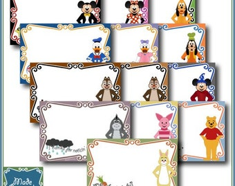 Digital Disney Autograph Pages - Ultimate Collection 2