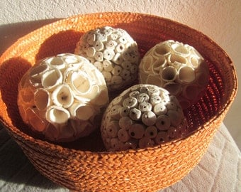 SEED BALLS  SET of Four