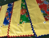 Set of 3 tablecloths reserved for Aileen