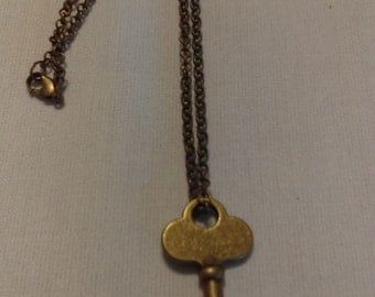 Steamy Key Necklace #5