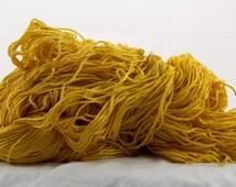 Silk Merino Fingering Yarn, Silky Sheep, Colmans, Hand Dyed