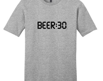 BEER:30 - Funny Drinking T-Shirt