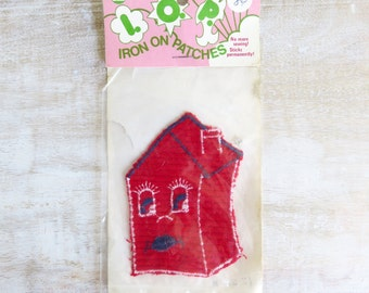 Mod Iron On Patch 60s Original Packaging