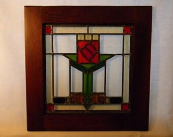 Smallest Craftsman Window