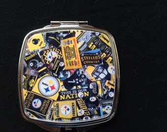 Pittsbugh Steelers Compact Mirror