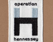 Operation Hennessey Patch - The Life Aquatic