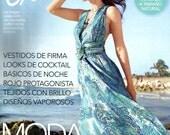 PATRONES magazine 49 Extra Moda de Fiesta.-