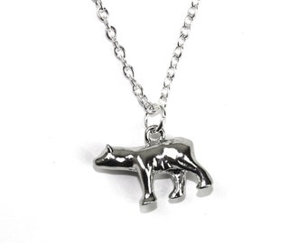Unbearably Cute Necklace