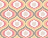 Camelot Fabric's Penelope Pink Isles of Milos  1 yard
