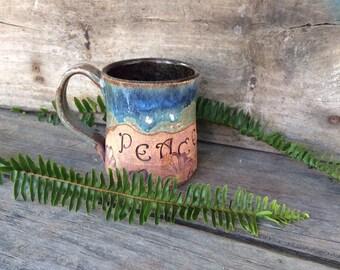 Coffee mug Peace