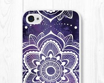 Mandala iPhone 6 Plus Case iPhone 5c Case iPhone 6s Case Boho Hipster iPhone 6s Plus Case Samsung Galaxy S5 Case iPhone 5 Case iPhone 5s