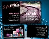 Track Card
