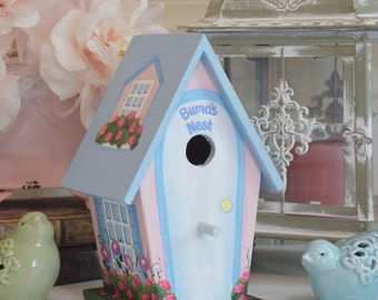 Mother's Birdhouse