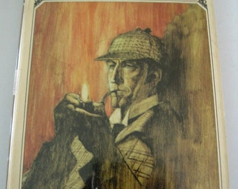 Vintage Book, The West End Horror, Sherlock Holmes, Nicholas Meyer, HC With DJ.1976, First Edition